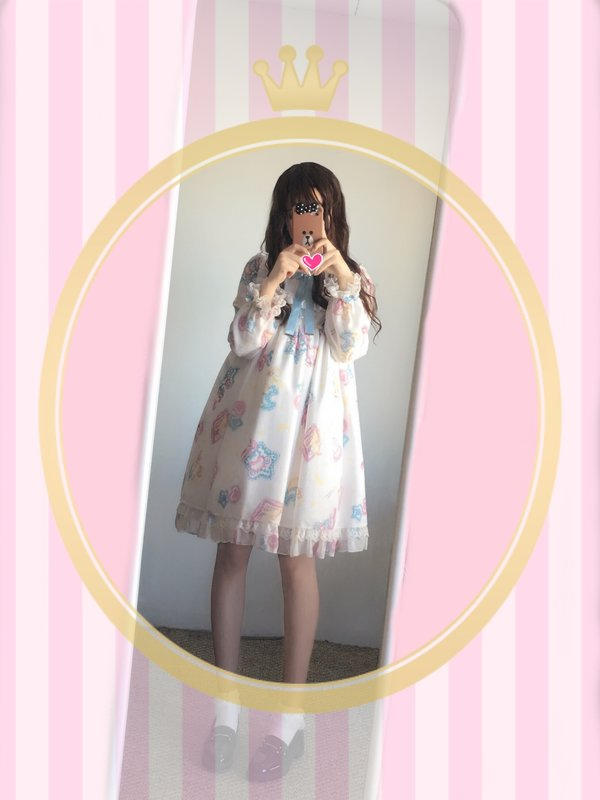 SuzuSawa's 「Lolita」themed photo (2018/03/05)