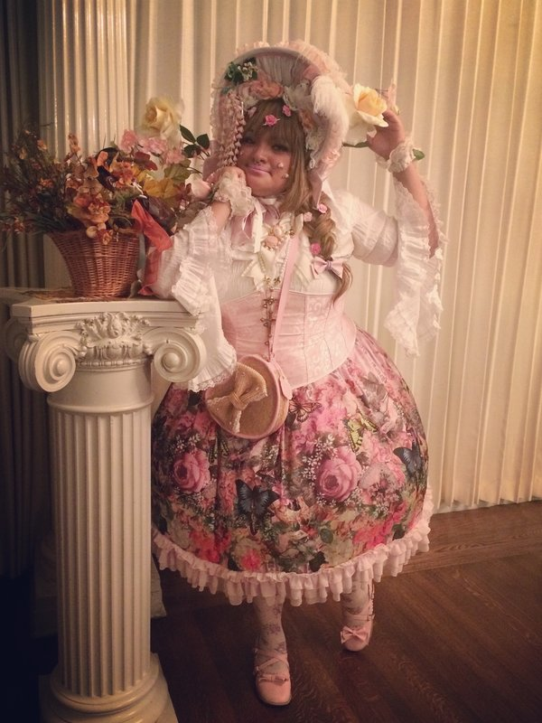 SweetyChanelly's 「Angelic pretty」themed photo (2016/11/07)