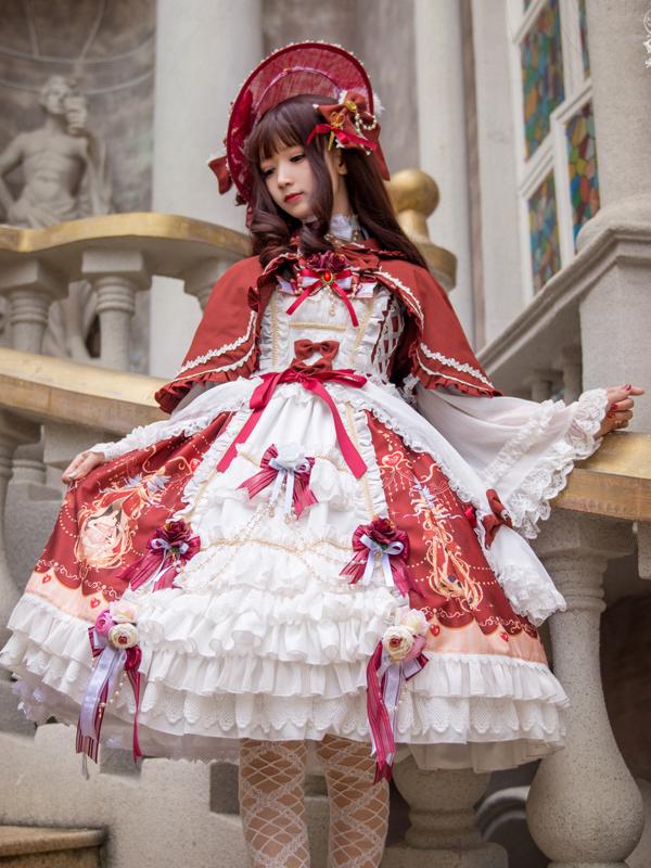 Namida喵の「Lolita」をテーマにしたコーディネート(2018/03/05)
