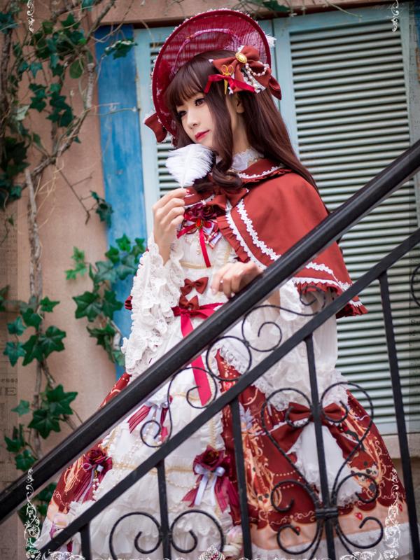 Namida喵の「Lolita」をテーマにしたコーディネート(2018/03/06)