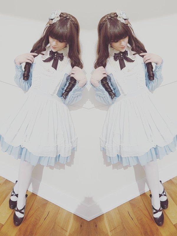 Mystiaの「Alice」をテーマにしたコーディネート(2018/03/06)