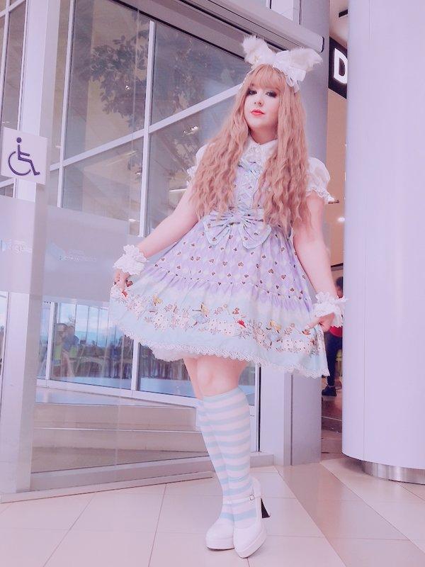 Gwendy Guppy's 「Lolita」themed photo (2018/03/06)