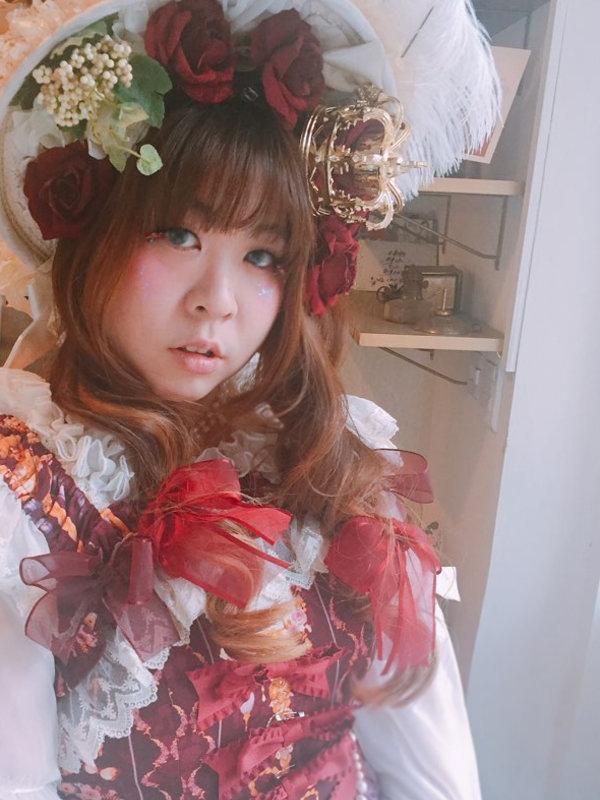 t_angpangの「Lolita」をテーマにしたコーディネート(2018/03/06)