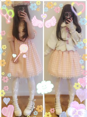 Hana's 「Angelic pretty」themed photo (2016/11/07)