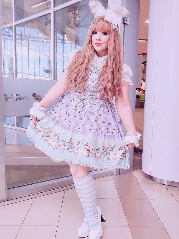 Gwendy Guppy's 「Lolita fashion」themed photo (2018/03/06)
