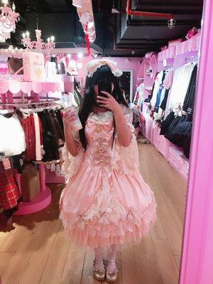 海海°の「Lolita」をテーマにしたコーディネート(2018/03/07)