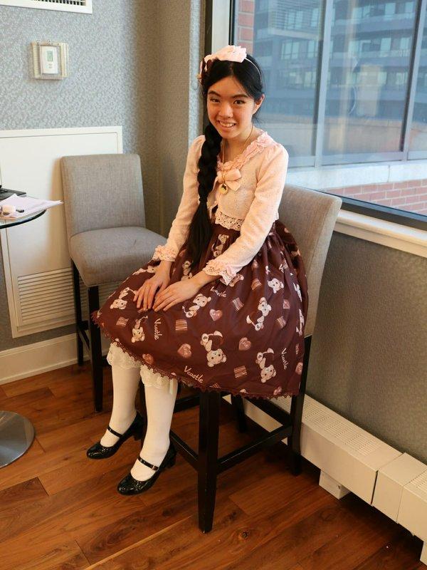Olivia Nguyenの「Lolita」をテーマにしたコーディネート(2018/03/07)