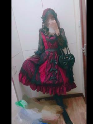 冉苘の「Lolita」をテーマにしたコーディネート(2018/03/07)