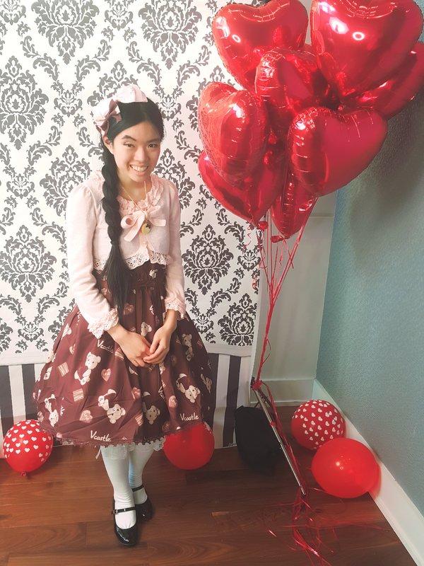 Olivia Nguyenの「Sweet lolita」をテーマにしたコーディネート(2018/03/08)
