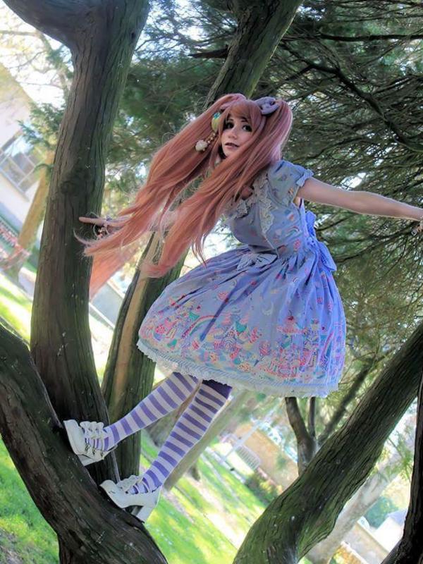Mew Fairydollの「Sweet lolita」をテーマにしたコーディネート(2018/03/08)