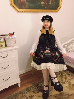 Wiktoria's 「Lolita」themed photo (2018/03/09)