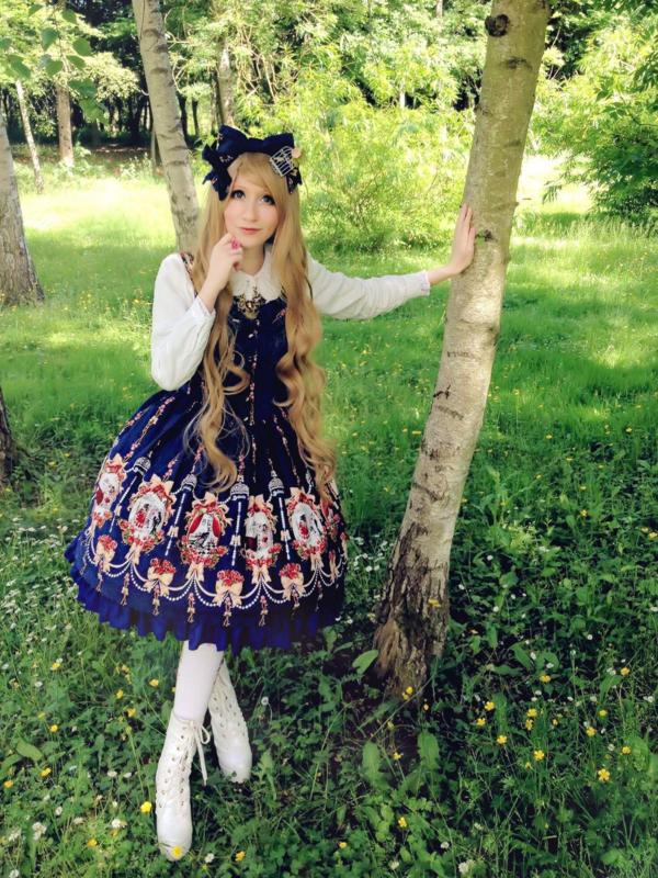 Mew Fairydoll's 「Sweet Classic Lolita」themed photo (2018/03/09)