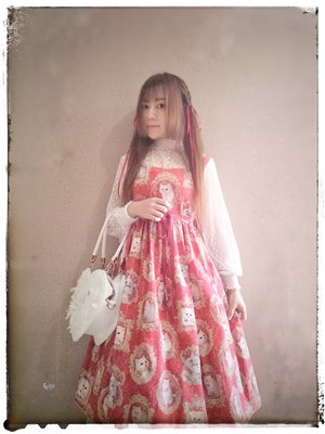 是萌猫雅以「Sweet lolita」为主题投稿的照片(2018/03/10)