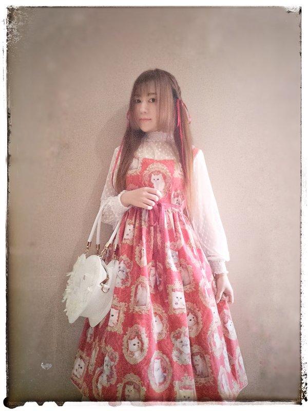 萌猫雅's 「Sweet lolita」themed photo (2018/03/10)