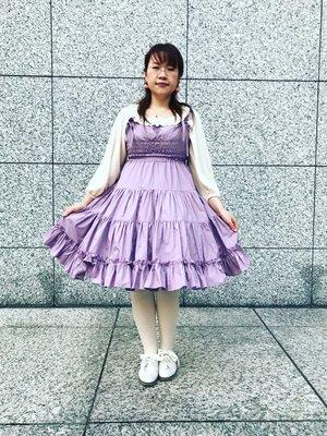 夏妃の「Lolita」をテーマにしたコーディネート(2018/03/10)