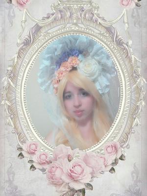 @Nanami_py's 「Lolita」themed photo (2018/03/11)