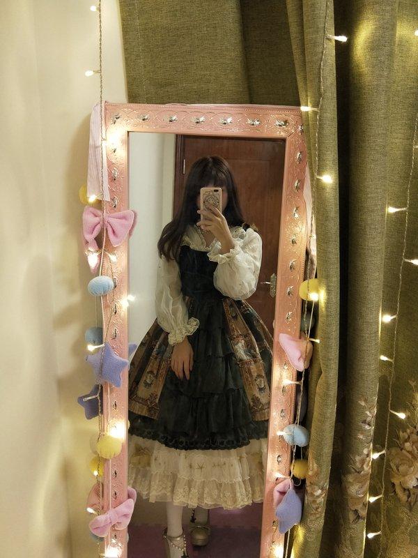 Bunnytwo's 「Lolita」themed photo (2018/03/11)