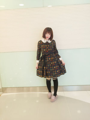 司马小忽悠の「Lolita」をテーマにしたコーディネート(2018/03/11)