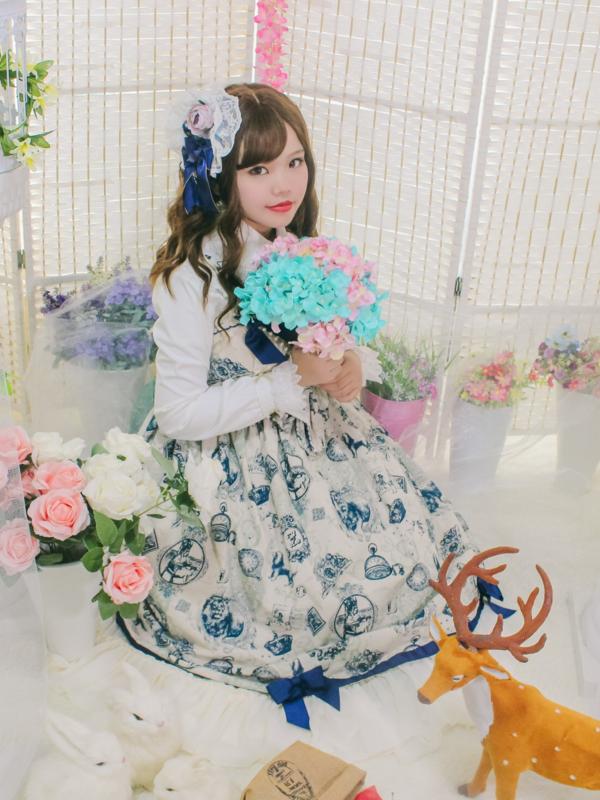 烟花🎆の「Lolita」をテーマにしたコーディネート(2018/03/11)