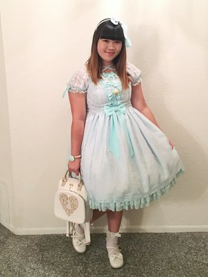 是Austine以「Angelic pretty」为主题投稿的照片(2016/11/12)