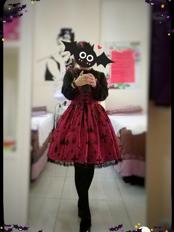 智障玄学少女's 「Lolita」themed photo (2018/03/12)