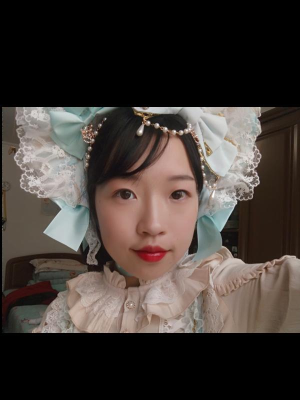 是pika烧以「Lolita fashion」为主题投稿的照片(2018/03/12)