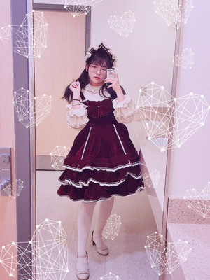 ALingLizの「Lolita」をテーマにしたコーディネート(2018/03/12)