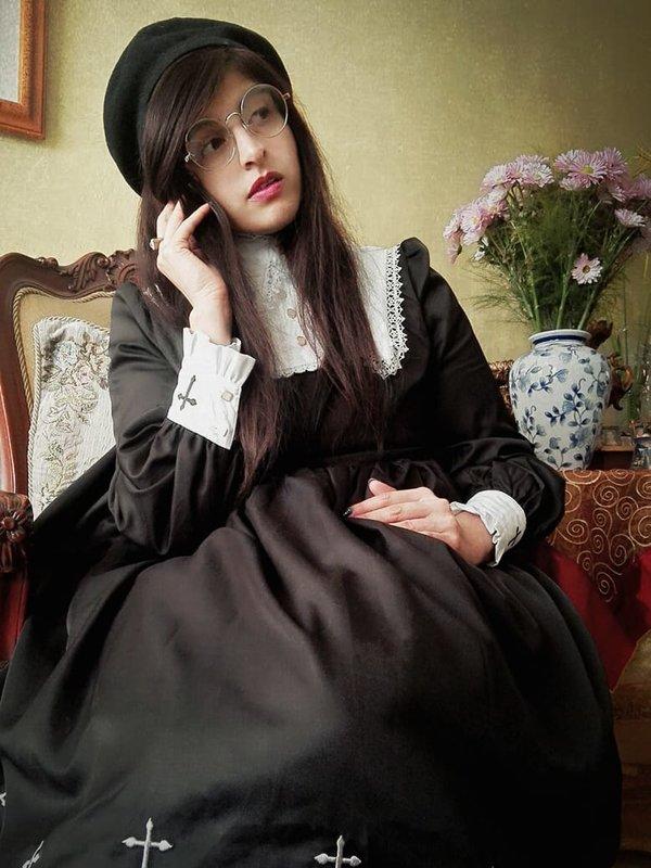 Eleanor Loire's 「Lolita」themed photo (2018/03/12)