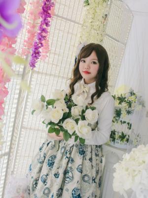 烟花🎆の「Classic Lolita」をテーマにしたコーディネート(2018/03/12)