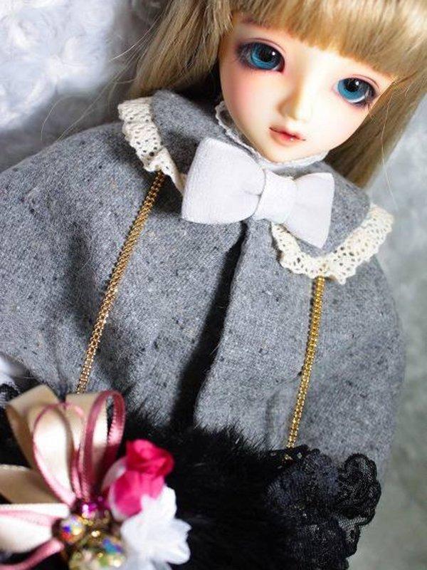 Lucia's 「doll」themed photo (2016/11/12)