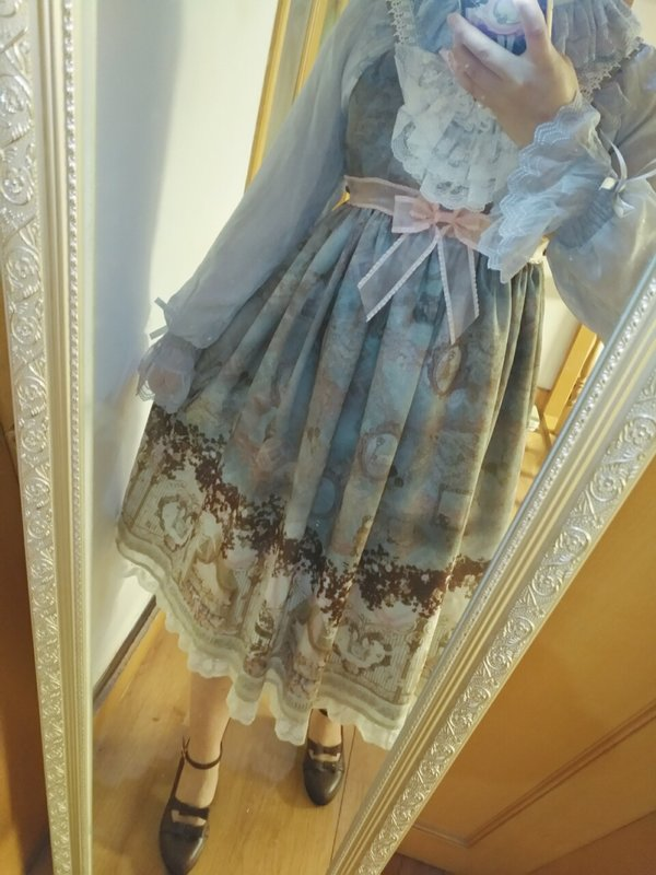 芊沁ida's 「Lolita fashion」themed photo (2018/03/13)