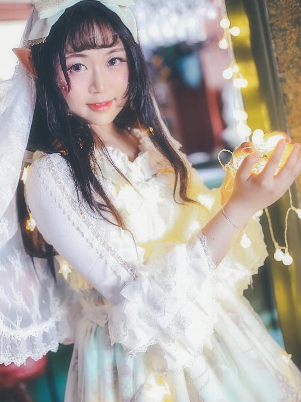 芊沁ida's 「Lolita fashion」themed photo (2018/03/13)