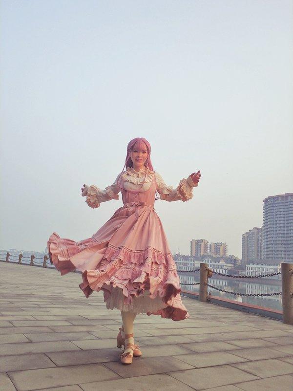 智障玄学少女's 「Lolita」themed photo (2018/03/13)