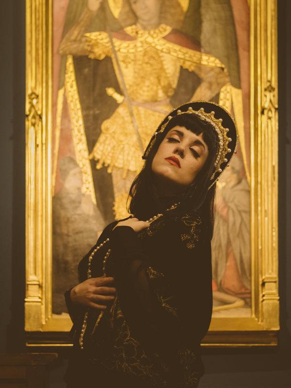 是Issis以「Gothic」为主题投稿的照片(2018/03/13)