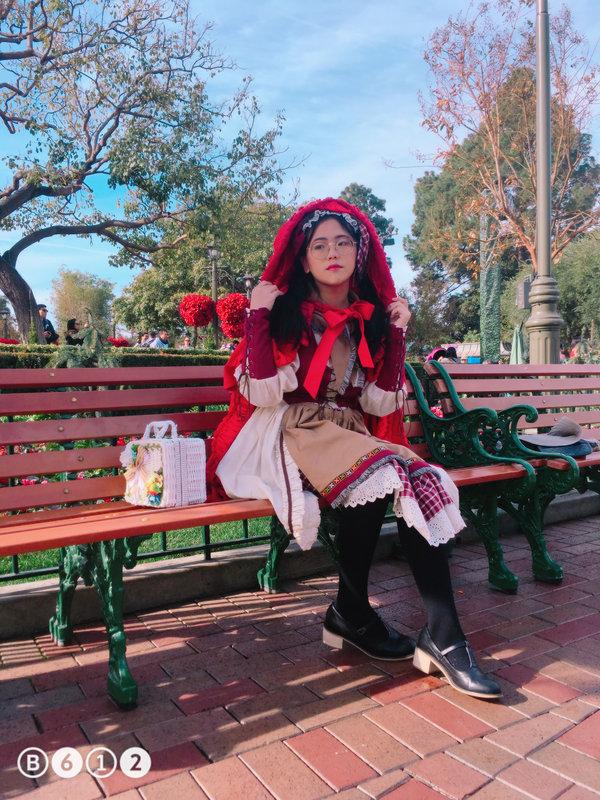 ALingLizの「Lolita」をテーマにしたコーディネート(2018/03/13)