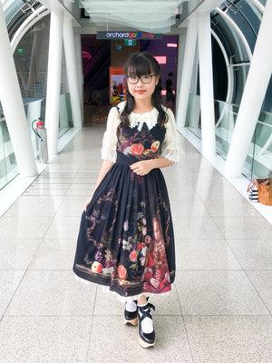 Riipinの「Lolita fashion」をテーマにしたコーディネート(2018/03/13)