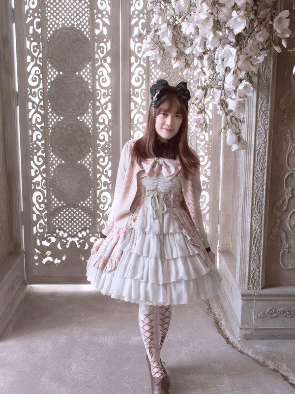 Aricy Mist 艾莉鵝の「Lolita」をテーマにしたコーディネート(2018/03/13)