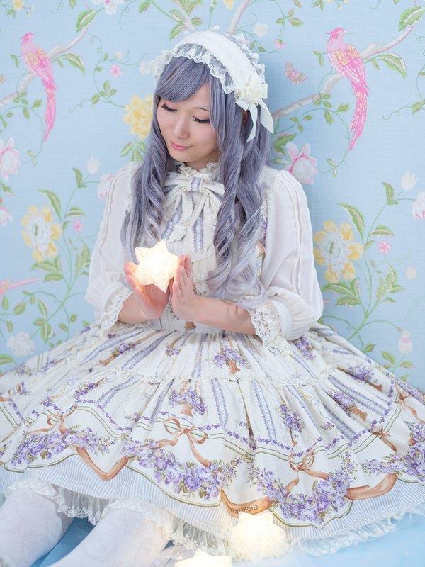 alice15c's 「Lolita」themed photo (2018/03/13)