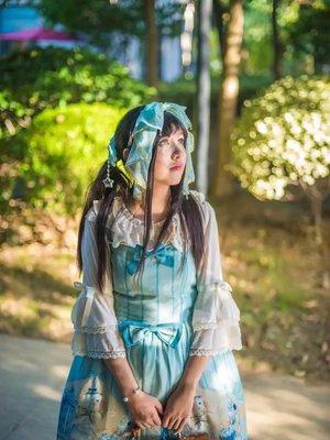 THReeed_'s 「Lolita」themed photo (2018/03/14)