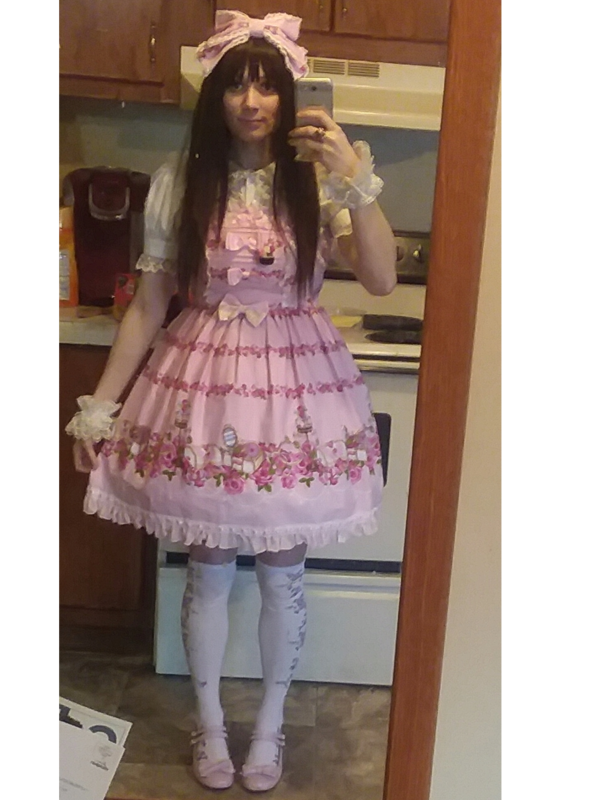 是Bununy 以「Lolita fashion」为主题投稿的照片(2018/03/15)