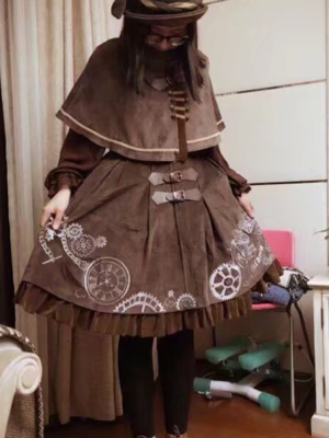THReeed_'s 「Lolita」themed photo (2018/03/15)