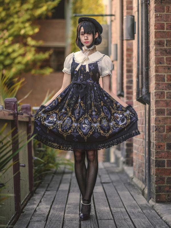 TaurusKylen's 「Lolita」themed photo (2018/03/16)