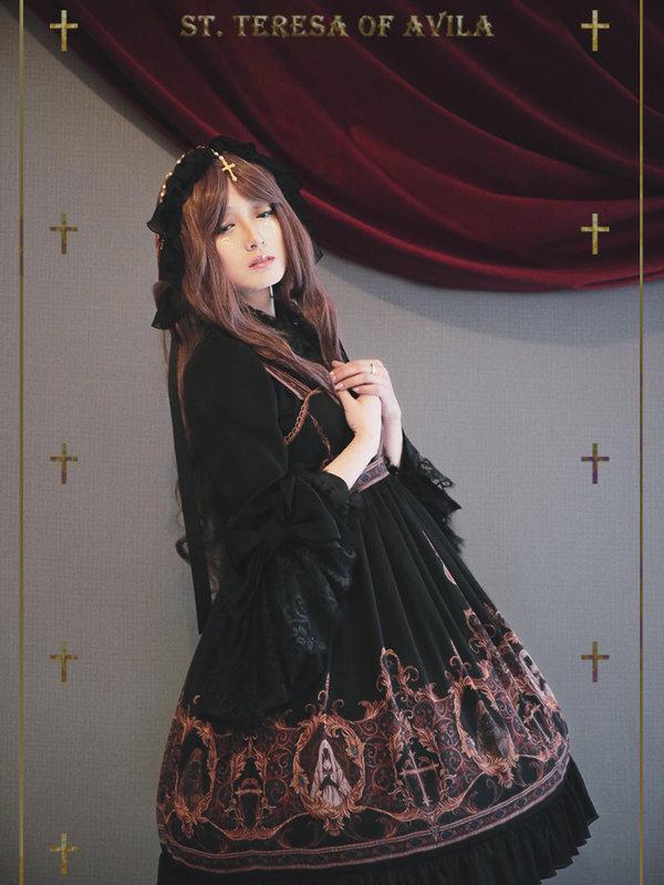 Nightmare Officialの「Gothic」をテーマにしたコーディネート(2018/03/16)