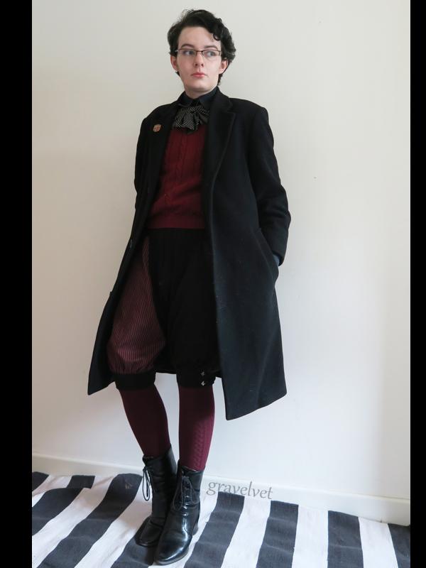 Gravelvet's 「Gothic」themed photo (2018/03/17)
