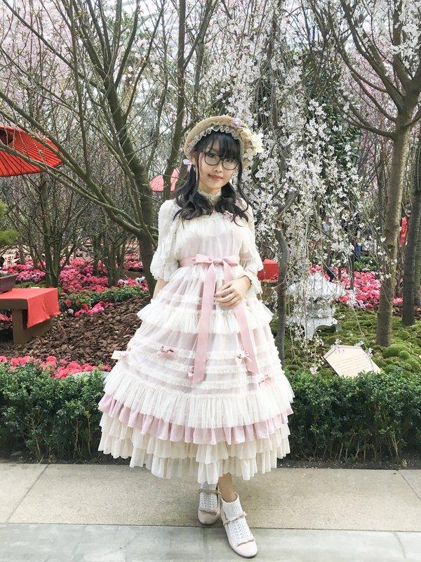 Riipinの「Lolita fashion」をテーマにしたコーディネート(2018/03/17)