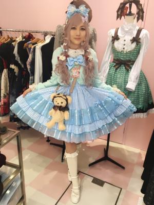 望月まりも☆ハニエルの「Coat」をテーマにしたファッションです。(2018/03/17)