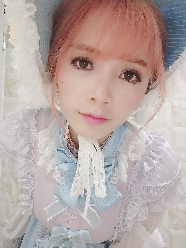 是智障玄学少女以「Lolita」为主题投稿的照片(2018/03/18)