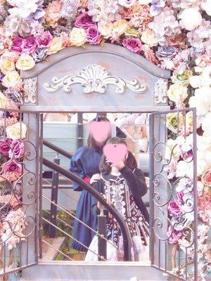 樱井小发の「Angelic pretty」をテーマにしたコーディネート(2018/03/18)