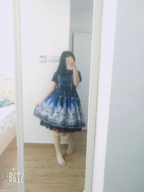 Sui の「Lolita fashion」をテーマにしたコーディネート(2018/03/18)