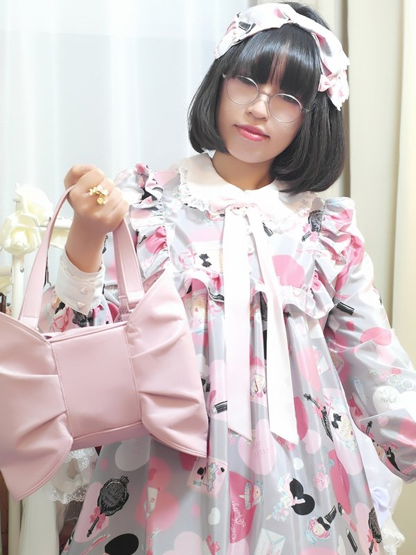 Mukkmitsuの「Lolita fashion」をテーマにしたコーディネート(2018/03/19)